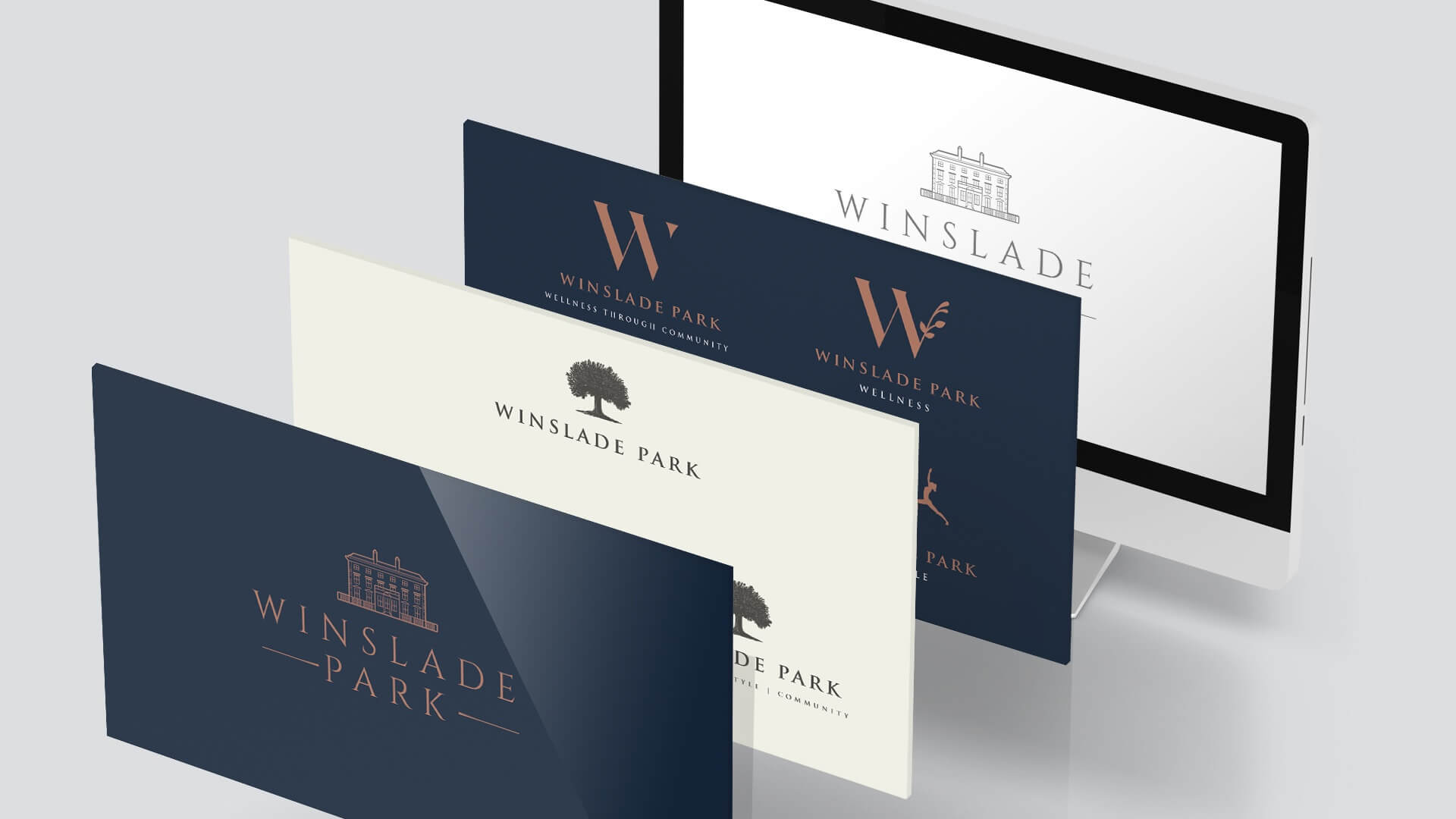 Winslade website designs