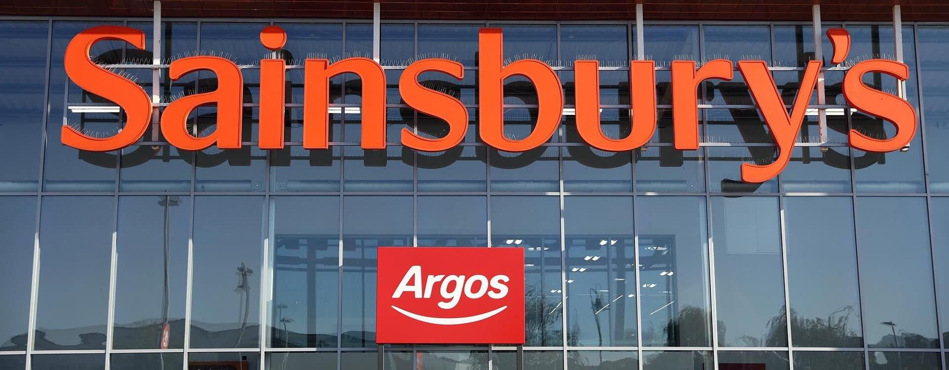 Image of Sainsburys and Argos store
